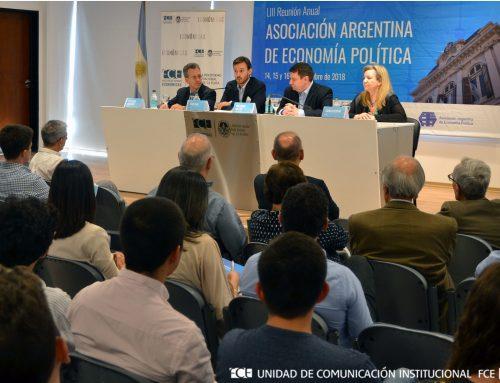 Participación en la LIII Reunión Anual de la AAEP
